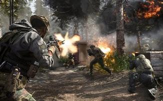 Мультиплеер Call of Duty Modern Warfare (2019)