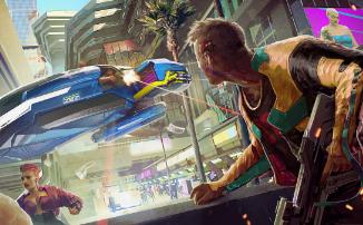 Cyberpunk 2077 — Подводная часть Найт-Сити и другие подробности от дизайнера уровней