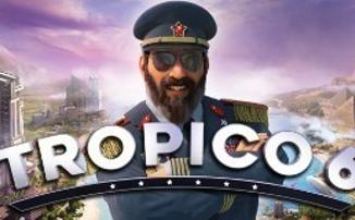 Tropico 6 - Релиз дополнения The Llama of Wall Street