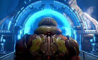 Doom Eternal - Демоны и рунический меч на новых скриншотах