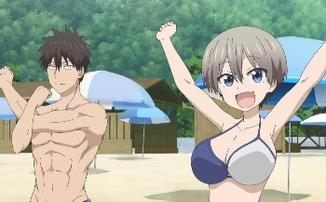 """""""Узаки хочет веселиться!"""" - Комедийное аниме получит второй сезон"""