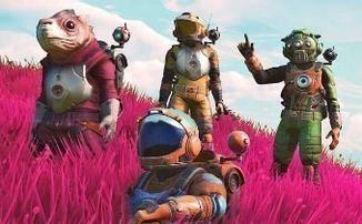 No Man's Sky — В Beyond можно будет не только ездить на инопланетной фауне, но и доить ее