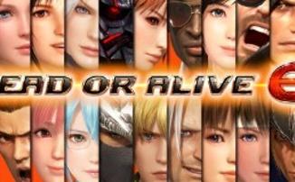 [TGS 2019] Dead or Alive 6 – Ниндзя появится на этой неделе