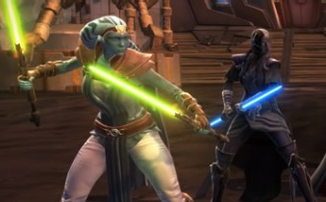 "Star Wars: The Old Republic - Вышло обновление ""Galactic Legend"""