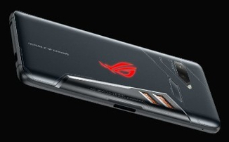 Первый игровой смартфон ROG