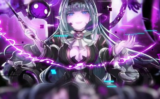 Death End Re;Quest - Кинематографический трейлер игры с переключением жанров