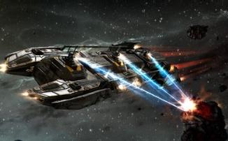 EVE Online — Новые эффекты астероидов и улучшение безопасности