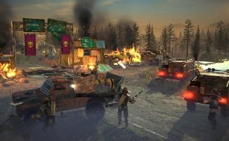 Surviving the Aftermath - Поселения против рейдеров