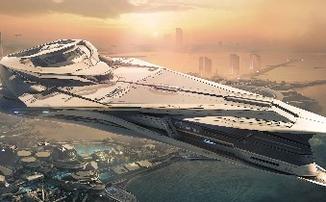 Star Citizen - Игра получила $226 миллионов с краудфандинга, разработчики показывают новый корабль