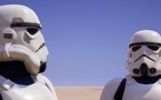 Fortnite - Теперь разработчики обладают правами на Star Wars и прекрасно этим пользуются