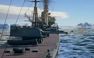War Thunder - Первый тяжелый крейсер