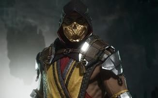Mortal Kombat 11 - Первый геймплей покажут на следующей неделе