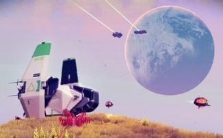 [Стрим] No Man's Sky - Исследование Галактики начинается