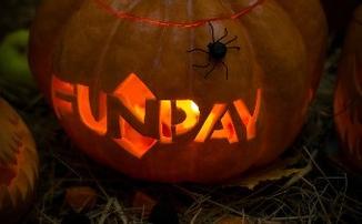 FunPay поздравляет всех с Хэллоуином