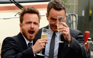Крэнстон и Пол, к разочарованию фанатов, всего лишь решили заняться мескалем