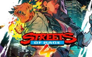 Streets of Rage 4 — Новый боец, онлайн на двух игроков и кооператив на четырех