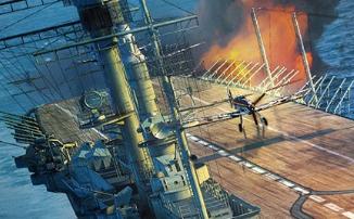World of Warships - Немецкие авианосцы в раннем доступе