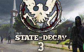 [SGF] State of Decay 3 - Анонсирована новая часть серии