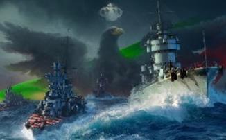 World of Warships - Прибыл итальянский флот