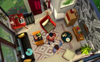 The Sims 4 - Как создаются предметы