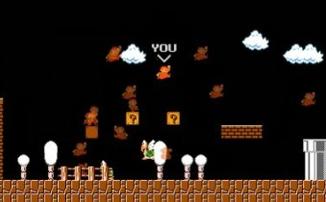 Королевская битва в Mario
