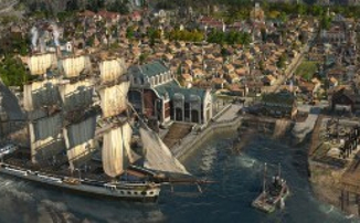 Стрим: Anno 1800 - На грани войны