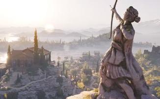 [Gamescom-2018] Assassin's Creed Odyssey - Полная карта Греции