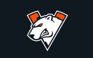Новый логотип организации Virtus.pro