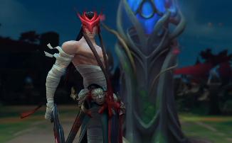 League of Legends - Ёнэ вступает в бой