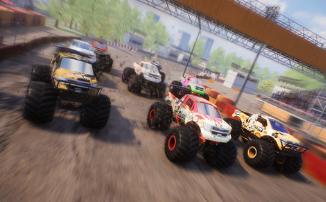 Monster Truck Championship - Геймплейный трейлер