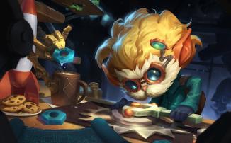 """Legends of Runeterra - Стал доступен игровой режим """"Лаборатории"""""""