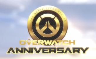 """Overwatch - Приближается """"Годовщина"""" игры"""