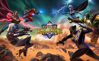 Премьера игрового процесса мобильной игры Marvel Realm of Champions