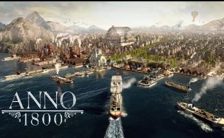 Anno 1800 - Самая быстро продаваемая игра в 20-летней серии