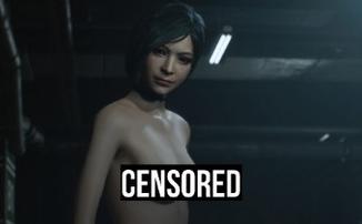 В Resident Evil 2 теперь можно поиграть за голую Аду Вонг