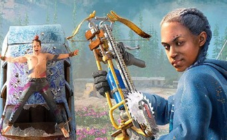 Far Cry: New Dawn - Демонстрация экспедиций