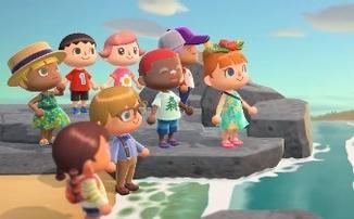 """[E3 2019] Animal Crossing: New Horizons - Игроки посетят """"Необитаемый остров"""""""