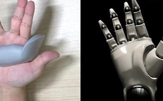 Видео, демонстрирующее разработки Sony в области трекинга пальцев для VR