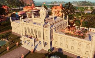 """Халява: Tropico 6 - К игре вышло дополнение """"Lobbyistico"""". Бесплатные выходные!"""