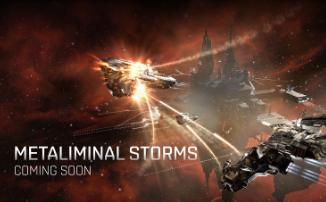 EVE Online — Нулевые сектора навсегда изменятся вместе с появлением космических бурь
