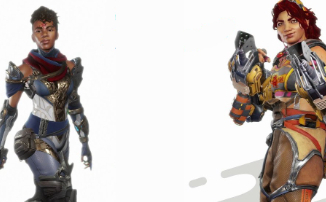 Crucible — Встречайте двух охотниц - Шакирри и Саммер