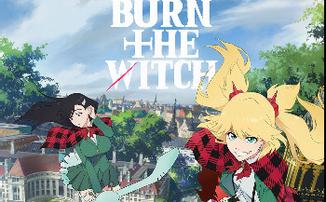 """""""Сжечь ведьму!"""" - Аниме покажут 2 октября на Crunchyroll"""