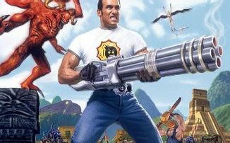 Serious Sam Collection доберется до PlayStation 4 и Xbox One