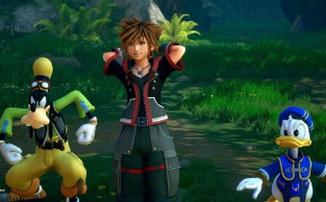 В сеть слили стартовую заставку Kingdom Hearts 3