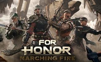 For Honor - Впечатления от Marching Fire с Е3