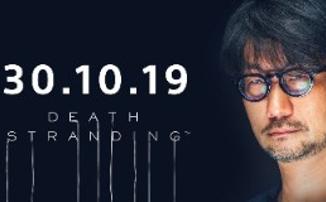Death Stranding — Релизный трейлер выйдет завтра, диски уже в российских магазинах