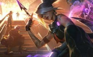 "League of Legends - Виртуальная хип-хоп-группа ""True Damage"""