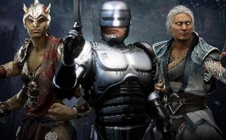 Mortal Kombat 11 — Трейлер игрового процесса дополнения Aftermath