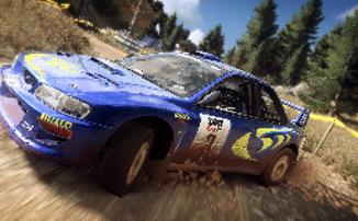 DiRT Rally 2.0 - Дата выхода обновления Colin McRae FLAT OUT