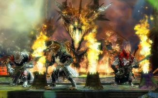 Guild Wars 2 — Бесплатная раздача ледяной саги и скидка на дополнение «Path of Fire»